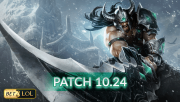 LoL Patch 10.24 Preview: Item Adjustments, Champion Nerfs