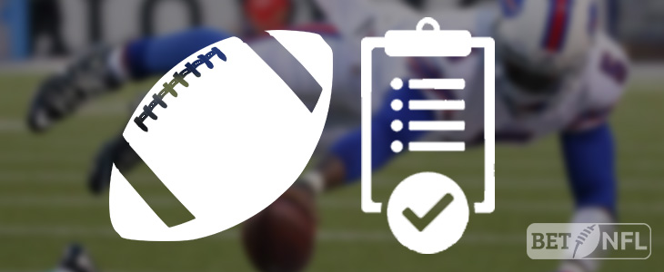 NFL Betting Rules