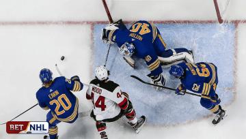 NHL Postpones Buffalo Sabres Games Due To COVID-19