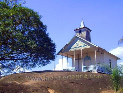 Capela de Nª Sª da   em Cachuela Esperanza BOL