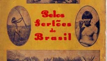 PELOS SERTOES DO BRASIL - AMILCAR A BOTELHO DE MAGALHAES CAPA