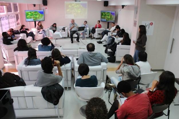 Conferência com Ariovaldo Umbelino de Oliveira