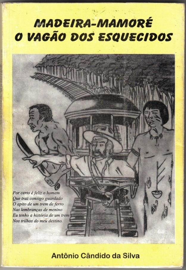 Capa do Livro Madeira-Mamor+® O Vag+úo dos Esquecidos 001