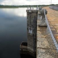 Quixadá - Símbolo das obras de combate aos efeitos da seca, o Açude Cedro, que começou a ser construído em 1890, não abastece mais a cidade (Fernando Frazão/Agência Brasil)