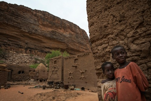 Daily life in the Dogon Region