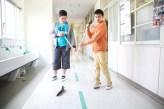 JAPÃO/EDUCAÇÃO - CRIANÇAS LIMPAM ESCOLA DIRAIAMENTE