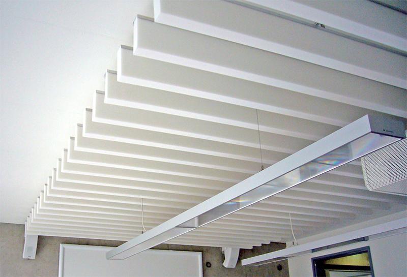 Schallschutz Bei Betonkernaktivierten Decken  Betonorg