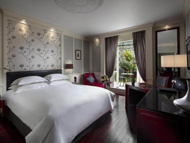 ハノイでの最も豪華で高級な5つ星ホテルトップ40