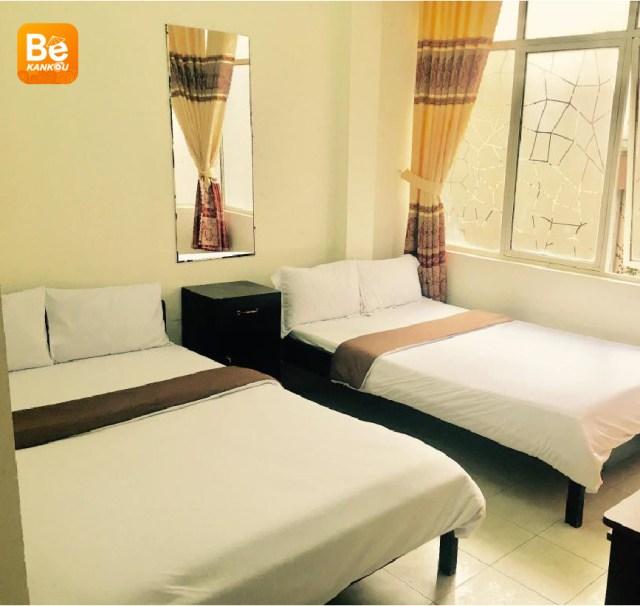 20万ドン未満 泊の価格を持つダラットでの上質なホテル-4