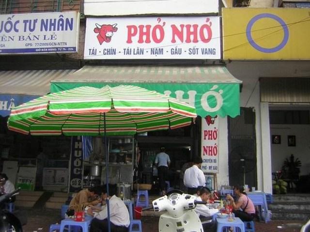ハノイにおける有名なフォーのお店7選 00