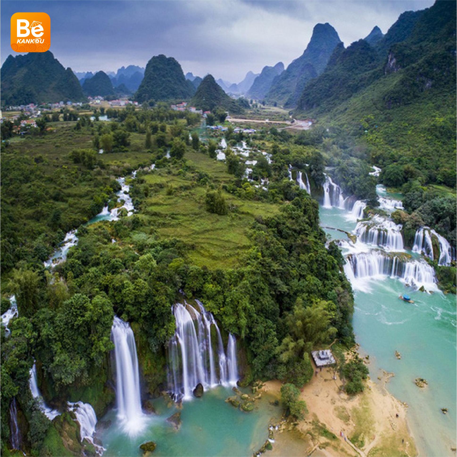 多くの興味深い活動を伴う特別なバンゾック(Thac Ban Gioc)滝祭り-12