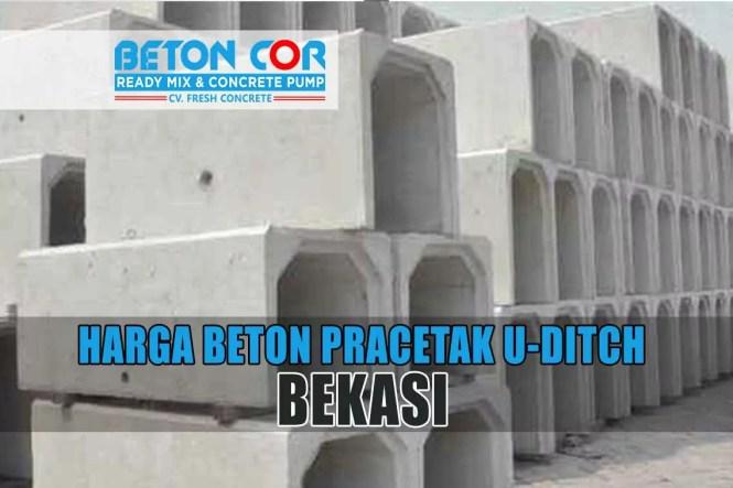 harga beton precast u ditch bekasi