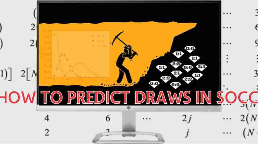 How to Predict Draws in Soccer Games Introducing BetOnDraws Stalemate mIner