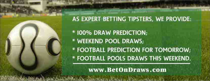 full time draw prediction site with 100 draw prediction and free soccer predictions_betondraws-com