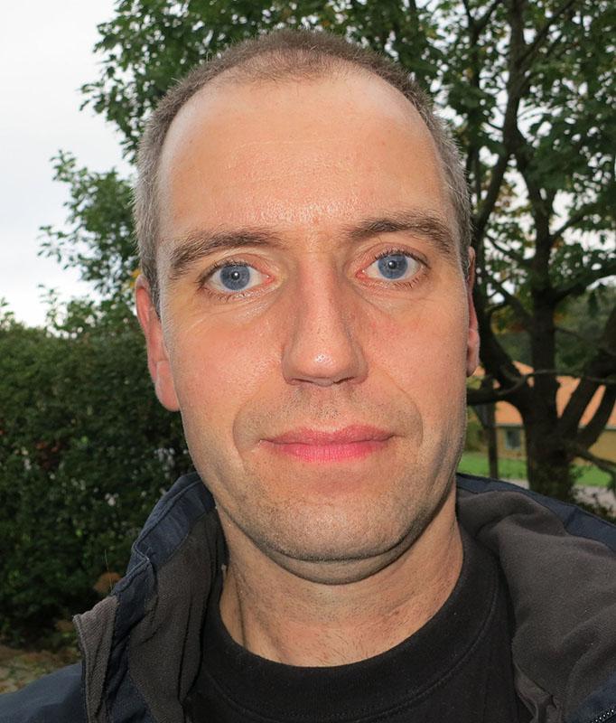 Anders Lindvall, Projektledare på Thomas Concrete Group / C-lab