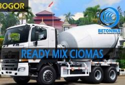 Harga Ready Mix Ciomas Bogor Per M3 Terbaru 2019