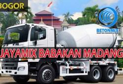 Harga Beton Jayamix Babakan Madang Bogor Per M3 Terbaru 2019