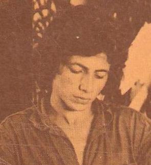 Foto da contracapa de A Flauta...1981