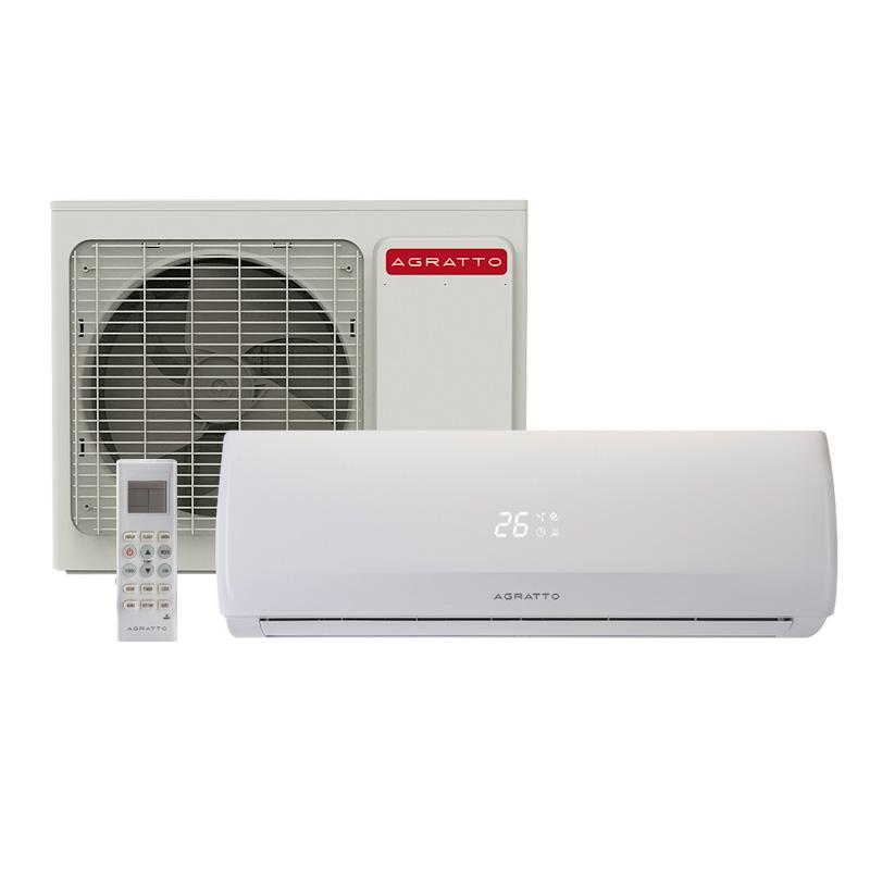 Ar Condicionado Split Hw On/Off Agratto Fit 12000 Btus Quente/Frio 220v Monofásico