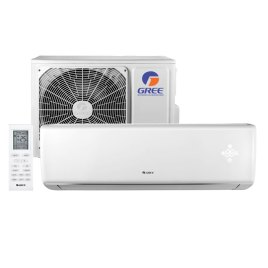 Ar Condicionado Split Hw On/Off Eco Garden Gree 9000 Btus Quente/Frio 220V