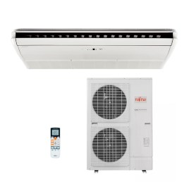 Ar Condicionado Split Piso Teto Inverter Fujitsu 42000 Btus Quente/Frio 380v 3F