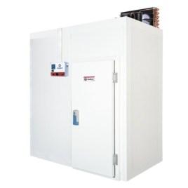 Câmara Fria Gallant 01C-ECP 2×1 Paineis Congelado Standard com Piso Pain com Cond Elgin 220V Mono