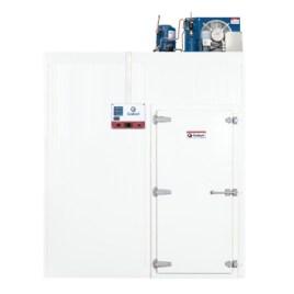 Câmara Fria Gallant 01R-DCP 2×1 Painéis Resfriado Standard com Piso Pain c/ Cond Danf+Evap 220v Mono