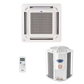 Ar Condicionado Split Cassete On/off Carrier 46000 Btus Quente/frio 380V Trifasico