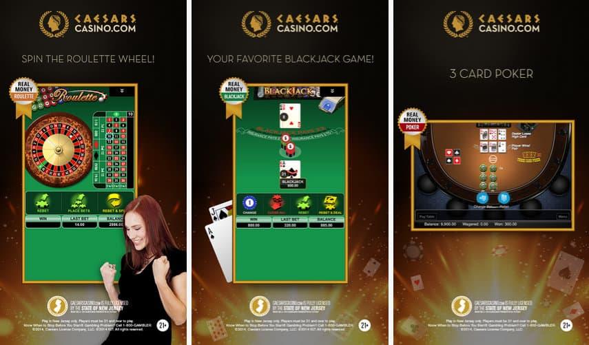 Caesars Slots Facebook Games