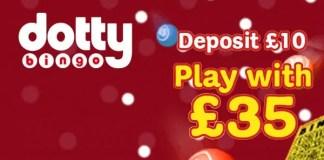 dotty bingo mobile