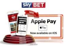 bet using apple pay