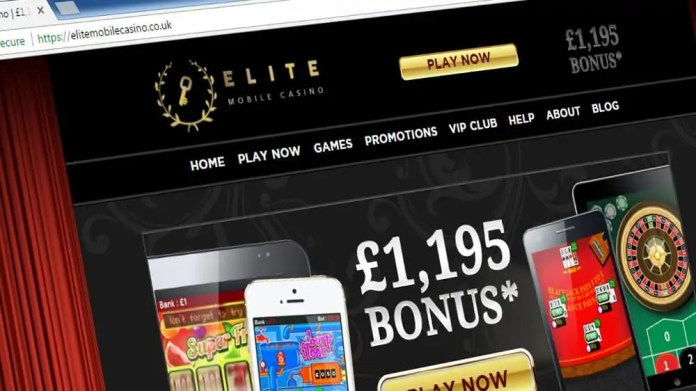 elite mobile casino