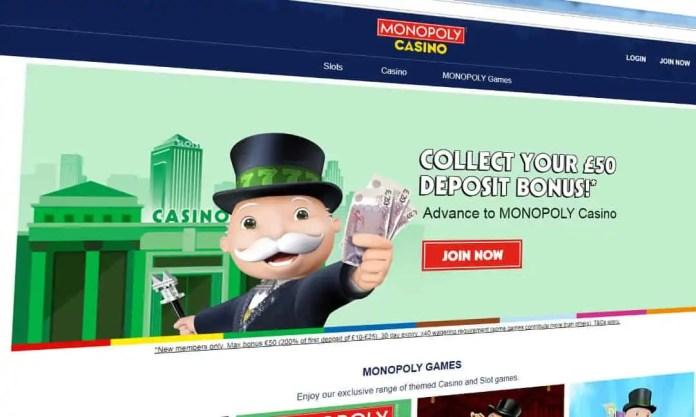 monopoly mobile casino