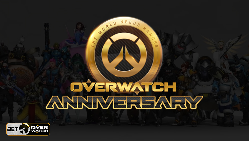 A First Look At The Overwatch Anniversary Event 2020