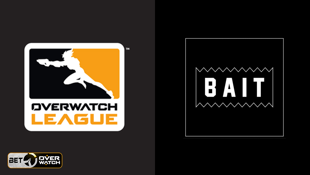Overwatch League To Host BAIT Sneaker Drops In The Playoffs