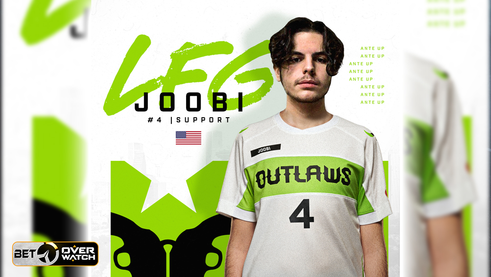 Houston Outlaws Sign OWL First Collegiate Player