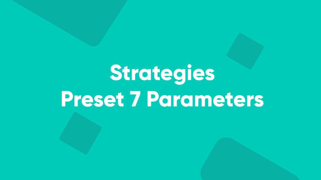 preset 7 betting parameters betpractice studio