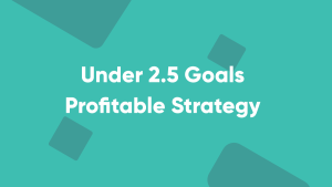 under 2.5 goals strategy featured