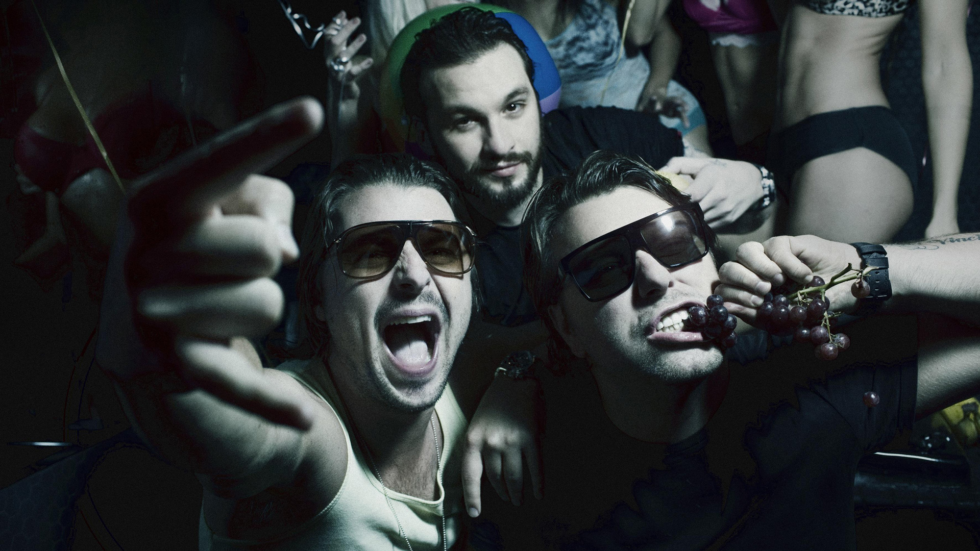 Swedish House Mafia Hd Wallpapers Conoce A Swedish House Mafia Be Tronic Music