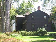 The oldest home in AR dating back to the 1700's.