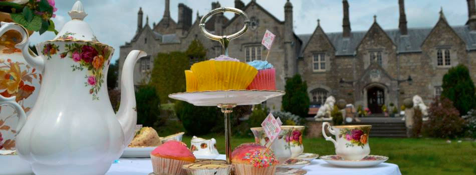 Vintage Tea Party Packages available to Northern Ireland