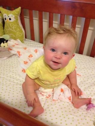 post nap - seven months