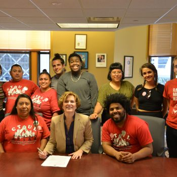 Mayor Hodges Discusses Minimum Wage and Tip Penalty