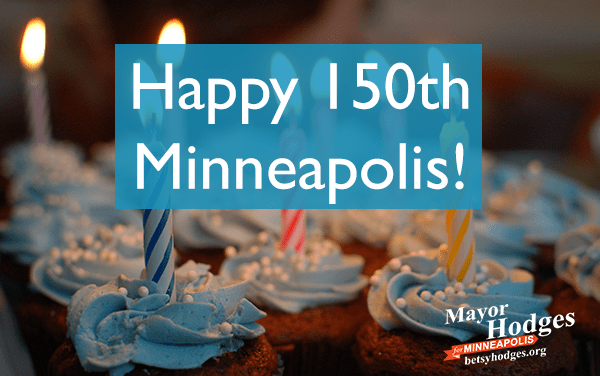 Minneapolis at 150