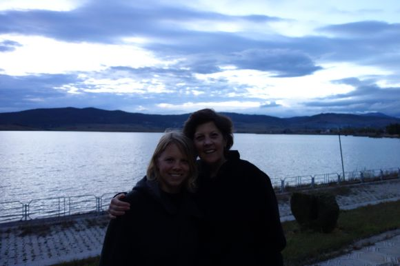 Suze and I at PDM. Suze is one of my favorite people here and I don't see here nearly enough!