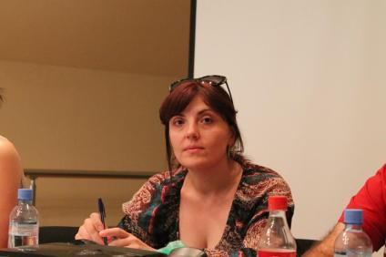 Lika, my organization's amazing director.