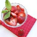 Strawberry Lemon Yogurt Bowl