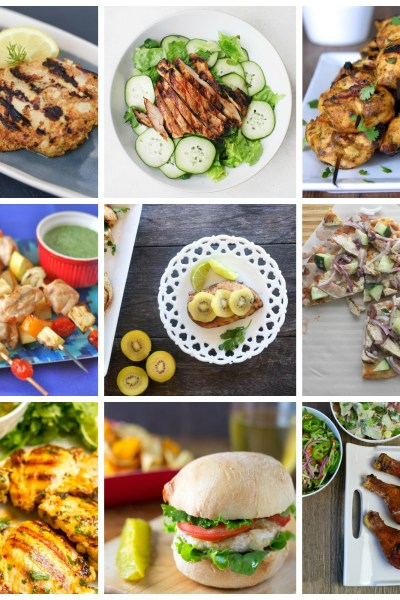 20 Grilled Chicken Recipes to Make This Summer