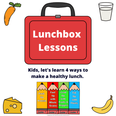 Lunchbox Lessons for Healthy Kids