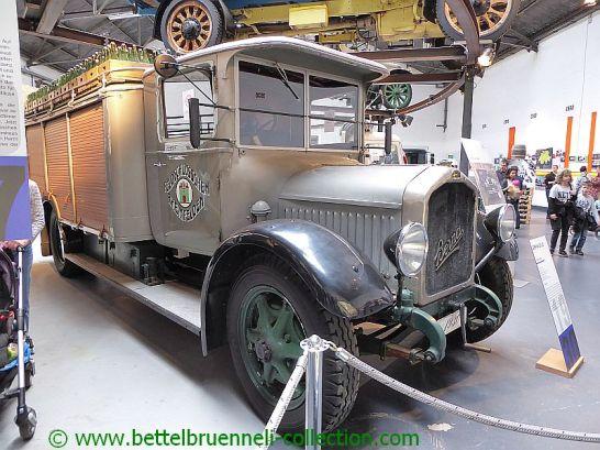 Berna E4/G5 1930